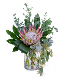 Tropical Naturals Flower Arrangement
