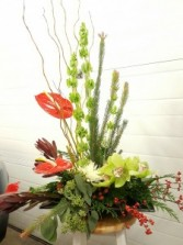 Tropical Paradise Special Order Arrangement