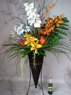 Tropical Permanent Botanical   in Delray Beach, FL | Greensical Flowers Gifts & Decor