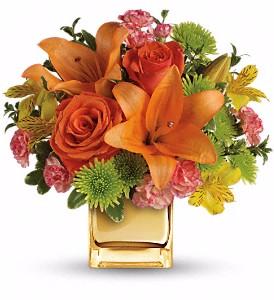 Tropical Punch Bouquet