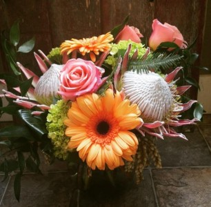 Tropical Sherbet  Arrangement