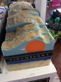 Tropical Sunshine Finchberry Soap