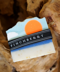 Tropical Sunshine Finchberry Soap Beauty & Bath Products