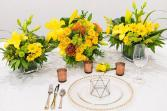 Tropical Twist  Wedding Flowers
