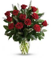 TRS09-1A  Eternal Love Rose Arrangement