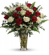TRS10-1A Yours Truly Rose Arrangement