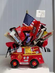 Truck Candy Bouquet