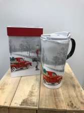 Truck Cup with Box