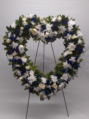 True Blue Love  Sympathy  in East Templeton, MA | Valley Florist & Greenhouse