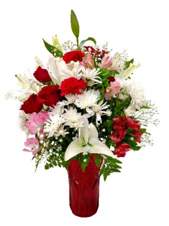 True Devotion Bouquet