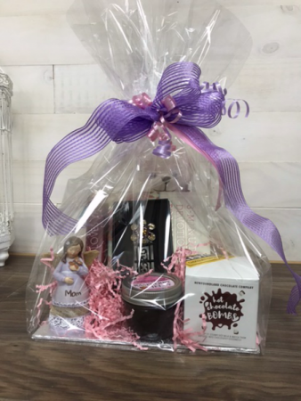 True love and devotion mother day gift basket Mother's Day gifts