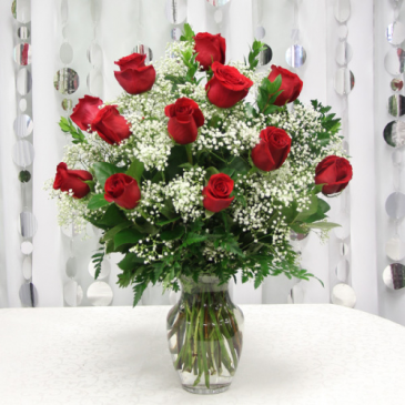 True Love  Red Roses