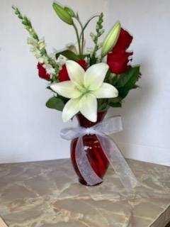 True Love  Valentine Arrangement