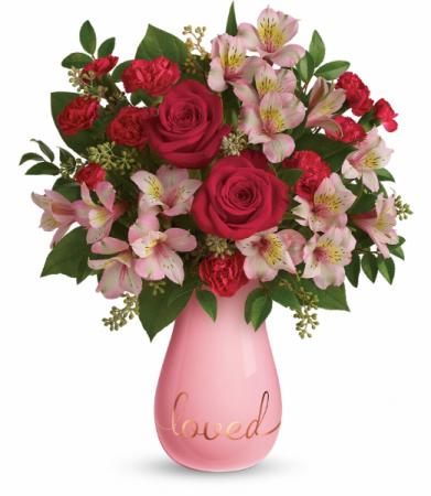 True Lovelies Bouquet (out f stock) All-Around Floral Arrangement