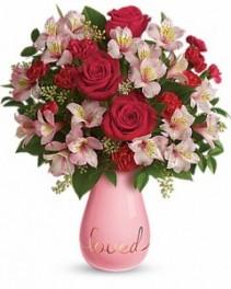 True Lovelies Bouquet  Fresh Arrangement