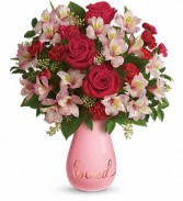 True Lovelies Valentine Bouquet