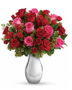 TRUE ROMANCE BOUQUET  in Saint Cloud, FL | Bella Rosa Florist