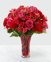Truest Love Bouquet FTD Vase Arrangement