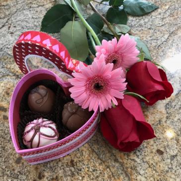 Truffle Heart Valentine