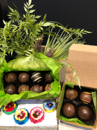 Truffles for Easter If you buy 7 you get one free