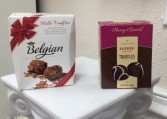 Truffles (Milk Choc or Rasberry) Chocolate
