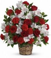Truly Beloved Bouquet Sympathy