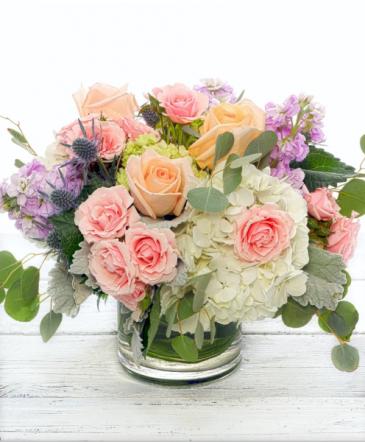 Truly Delightful Elegant Cylinder Vase
