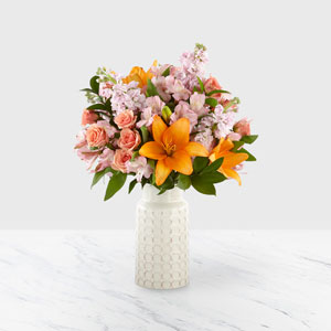 Truly Grateful™ Bouquet Vase