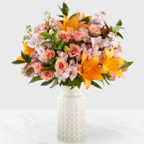 Truly Grateful Designer Vase Arrangement