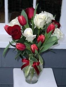 Truly Lovely Vase Arrangement