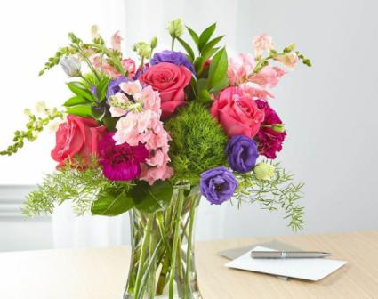 Truly Stunning Bouquet Vase Arrangement