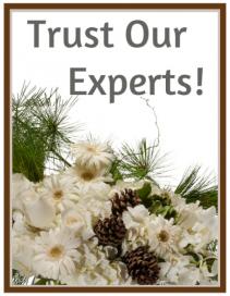 Trust Our Experts - Designer's Choice Arrangement