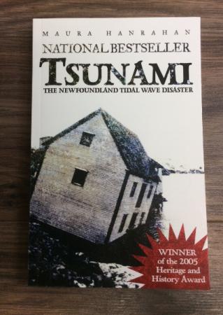 Tsunami the Newfoundland tidal wave disaster NL books