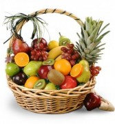FRESHEST BEST BASKET All Fruit Basket