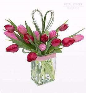 Tu-Lips of Love Valentines Arrangment