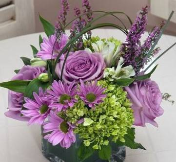 Tuesday Sunshine Mixed Floral Arrangement