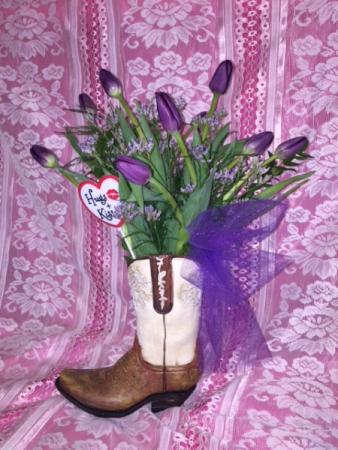 Tulip Boot