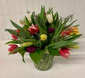 Tulip Garden-25 stems