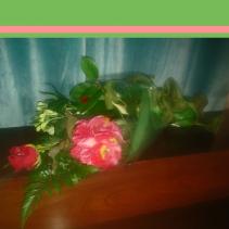 Tulip Handtie Bouquet