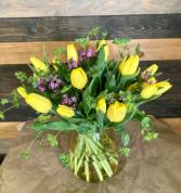 Tulip Lovers  Fresh flower arrangement