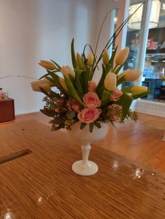 Tulip Pedestal Custom