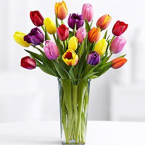 Tulip vase   in Ozone Park, NY | Heavenly Florist