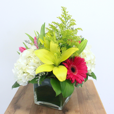 FA101: TULIPS, LILIES AND HYDRANGEAS ***LOCAL DELIVERY ONLY***