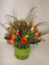 TULIPS MIX FROM FLOWER JAZZ VALENTINE'S