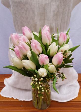 Tulips Wedding Bouquet