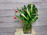 Taste of Tulips Art of Arranging