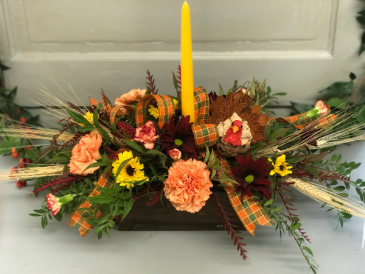 Turkey Centerpiece