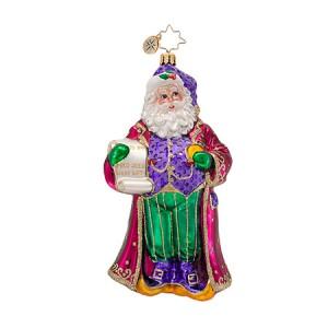 Turkish Delight Christopher Radko Ornament