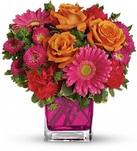 Turn Up The Pink Bouquet floral arrangement