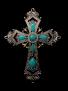 Turquoise Cross Inspirational